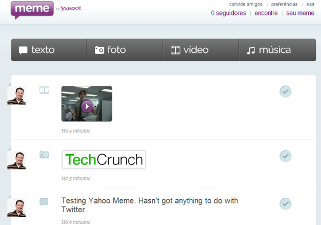 yahoo meme screen taking yahoo meme for a spin it's a mediocre tumblr clone