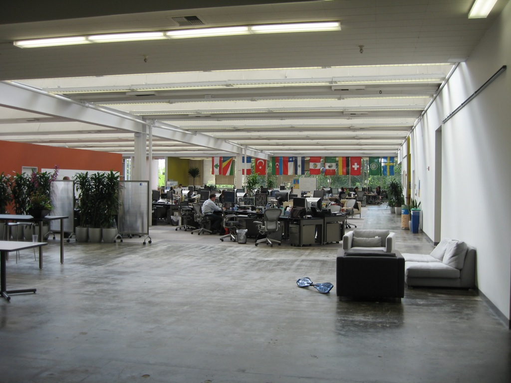 Behold! The New Facebook Headquarters    TechCrunch