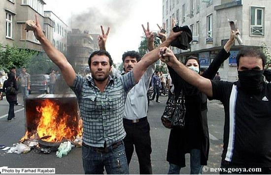 iran-protestors