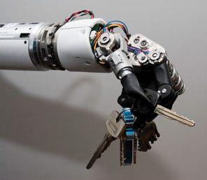 prosthetic robot arm