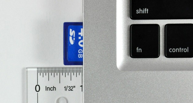 Use an SD card as a boot disk in your new MacBook Pro | TechCrunch