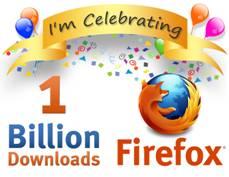 Firefox Will Hit 1 Billion Downloads Tomorrow | TechCrunch