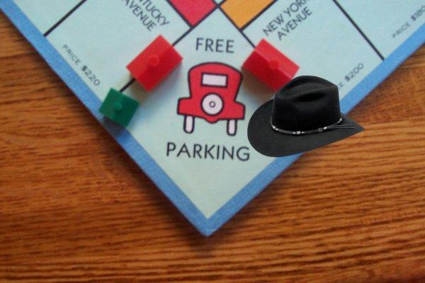 black hat free parking