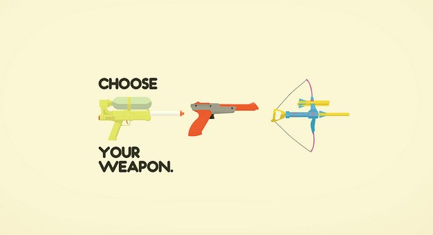 choose-your-weapon