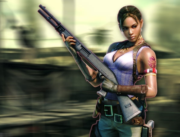 Interview Karen Dyer Sheva From Resident Evil 5 Techcrunch