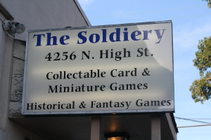 The Soldiery