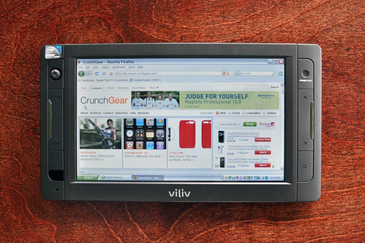 Downloads Viliv X70 - Viliv Drivers