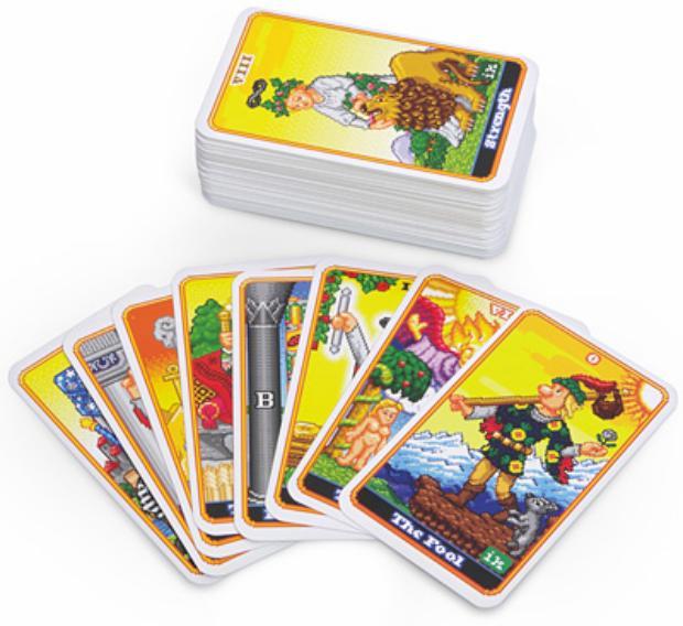 c0b1_8_bit_tarot_cards