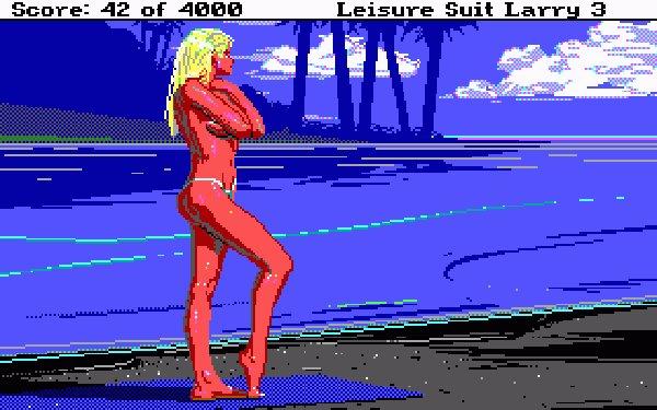 leisure suit larry 3