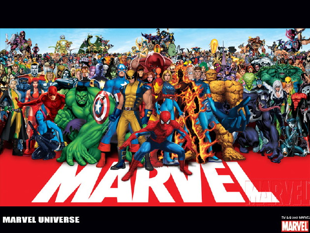 marvel comics streaming