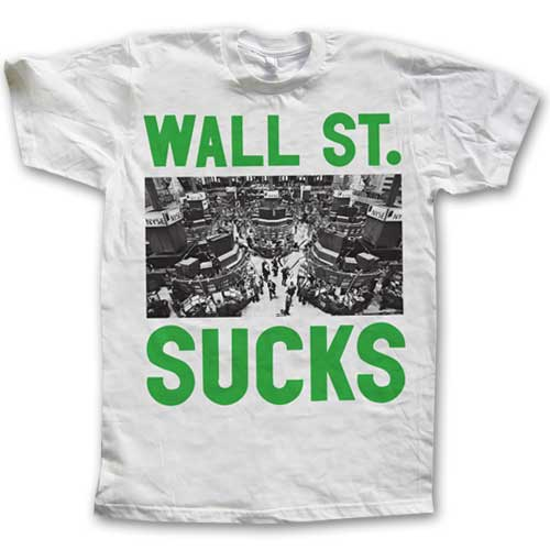 wallstreet-sucks-shirt