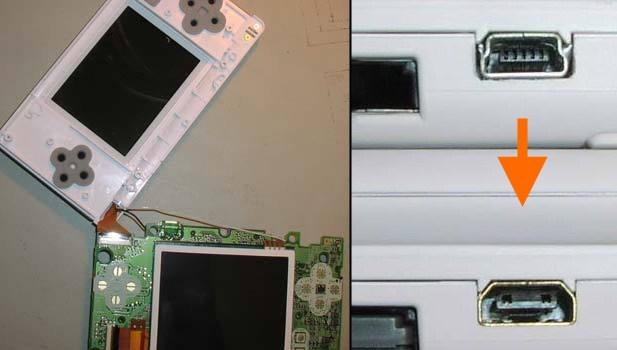 handy hack nintendo ds mini usb techcrunch. Black Bedroom Furniture Sets. Home Design Ideas