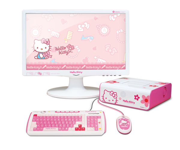 5c74bdec4 So it's only fair that it's not Japan but Korea that gets a special version  of the MiNEW A10, most probably the cutest Hello Kitty ...