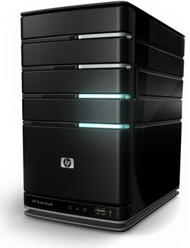 Hp Announces The Windows Home Server Powered Storageworks Data