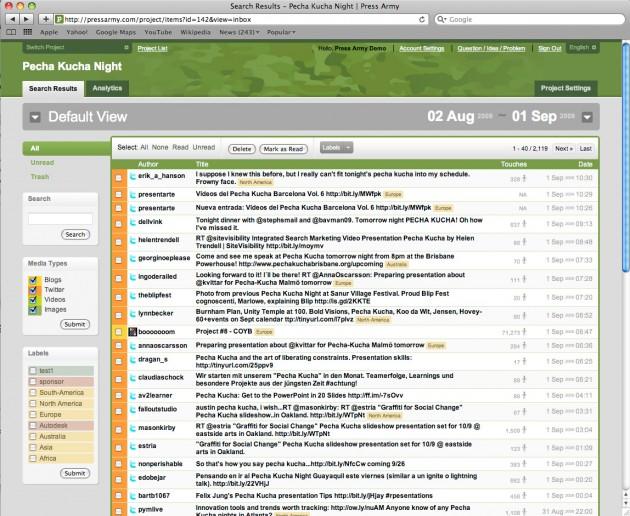 pressarmy-screenshot-searchresults