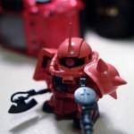 red pentax