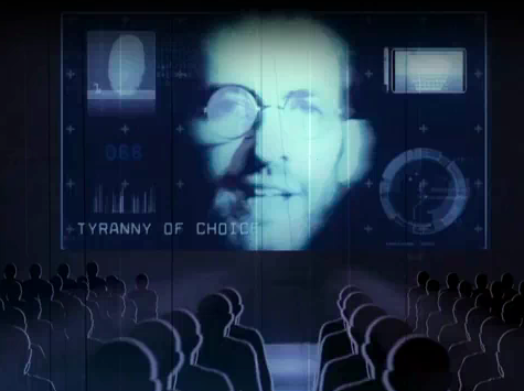 DoubleTwist Remakes Apple's Classic 1984 Ad With A New Dictator: Steve Jobs  | TechCrunch