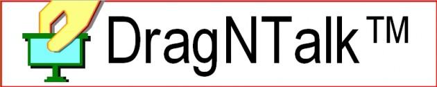 DragNTalk logo