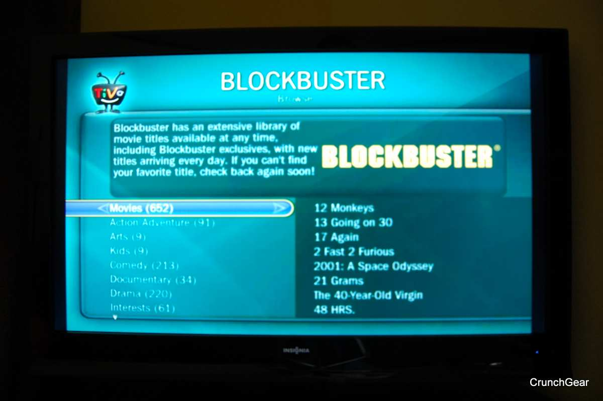 Handson Blockbuster On Demand On Tivo  Techcrunch. Pain Under Jaw Bone Right Side. Canada College Online Classes. Sacramento Car Accident Attorney. Sonian Email Archiving Taxi Dispatch Software. Hotels With A View Of Central Park. Vmware Classroom Training Online Store Set Up. Online Phd Epidemiology Term Life For Seniors. Master Plumber Jobs In Texas Univ Of Tampa