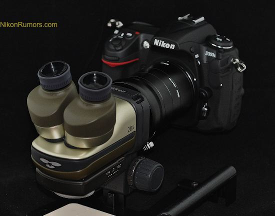 Nikon's microscope accessory for your DSLR ruled fun
