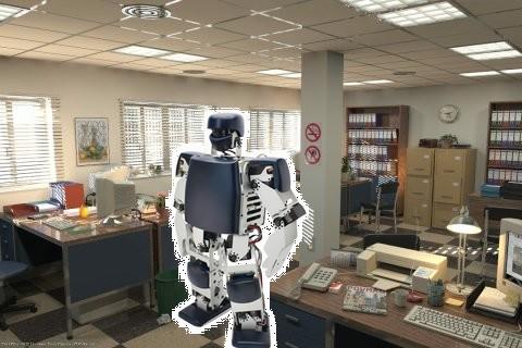 office_robot