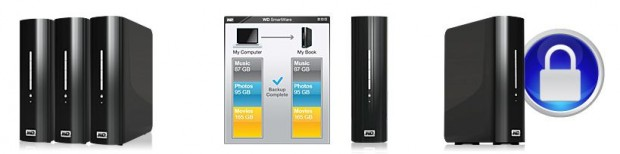 Review: Western Digital My Book Essential with SmartWare