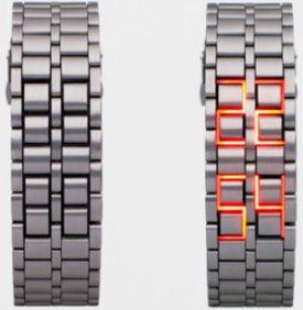 100-led-watch