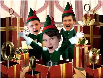 Jibjab Christmas.They Re Baaack Elfyourself 2009 Is Now Live Techcrunch