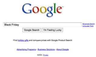 Searches On Google For Black Friday Deals Were Up 50 Percent From Last Year Techcrunch