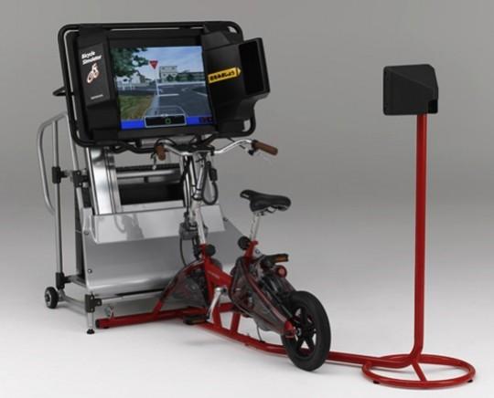 honda_bicycle_simulator