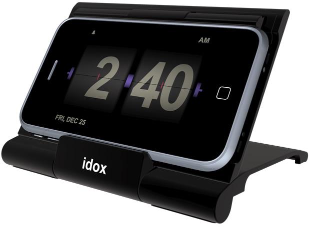 idox - 3G Black