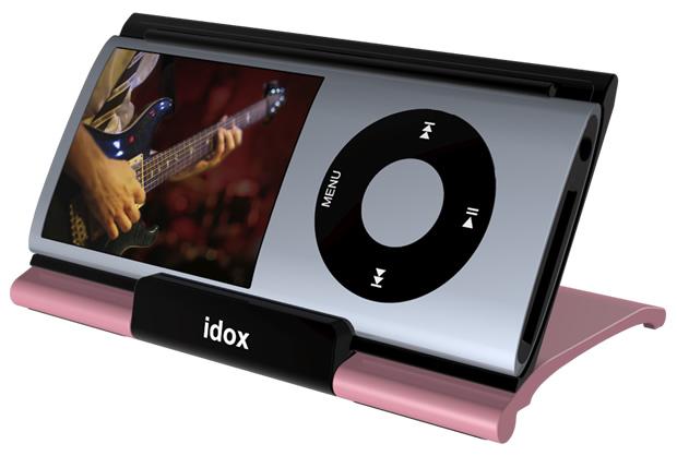 idox - Nano Pink
