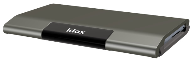 idox - Touch Platinum closed