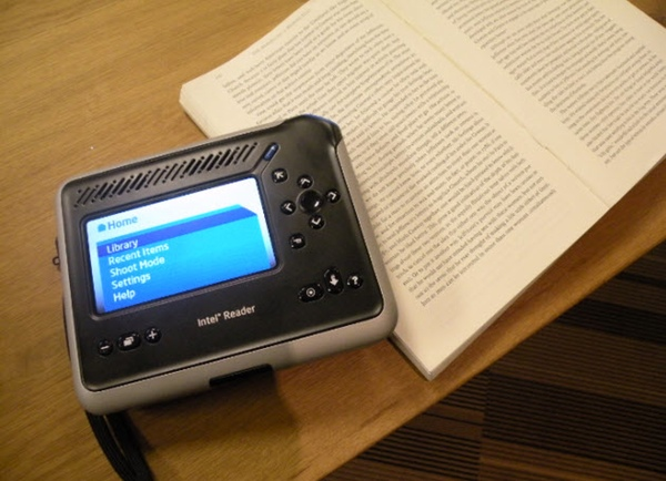 Introducing the $1,500 Intel e-book reader | TechCrunch