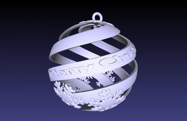 shapeways-snowflake-ornament