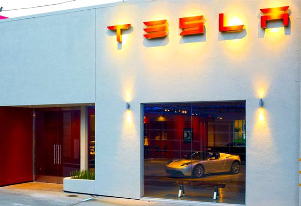 Tesla_dealership