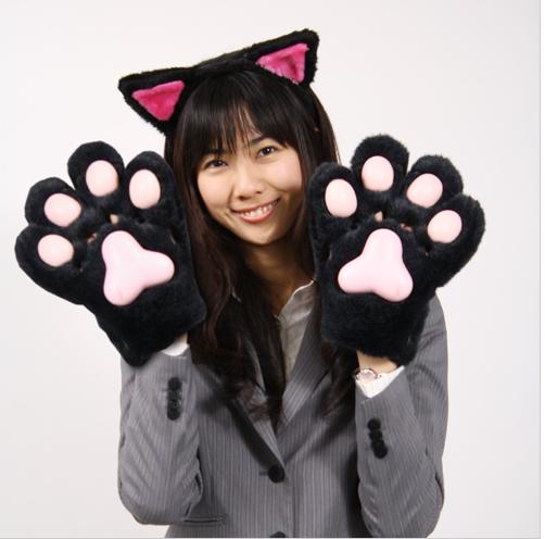 thanko_cat_gloves