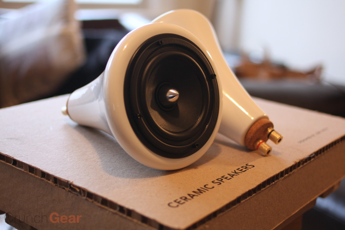 Review: Ceramic Speakers by Joey Roth – TechCrunch