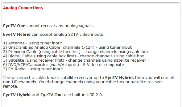 Elgato intros the inexpensive EyeTV One ATSC TV tuner