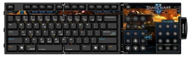 SteelSeries Zboard Limited Edition StarCraft II Keyset