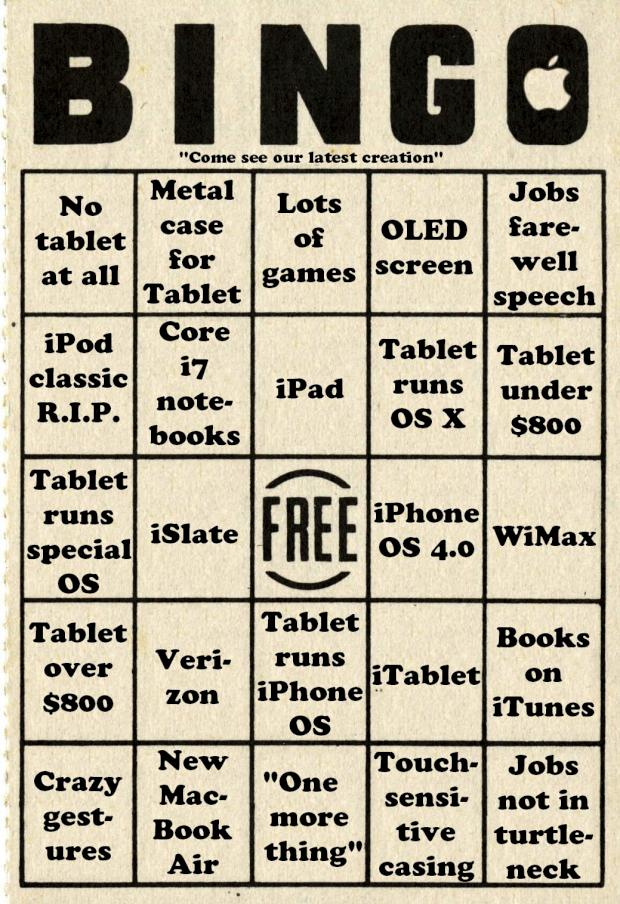 Games People Play Together: Apple Bingo, Apple Drinking Game