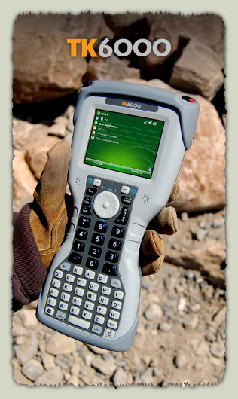TK6000 Ultra Rugged Handheld Computer3