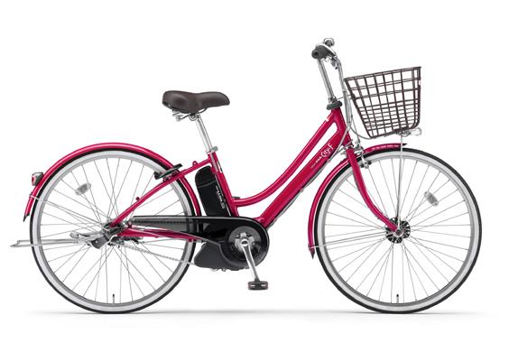 yamaha_pas_bike_pink