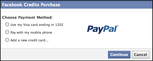 Who Takes Paypal >> Facebook Now Takes Paypal Techcrunch