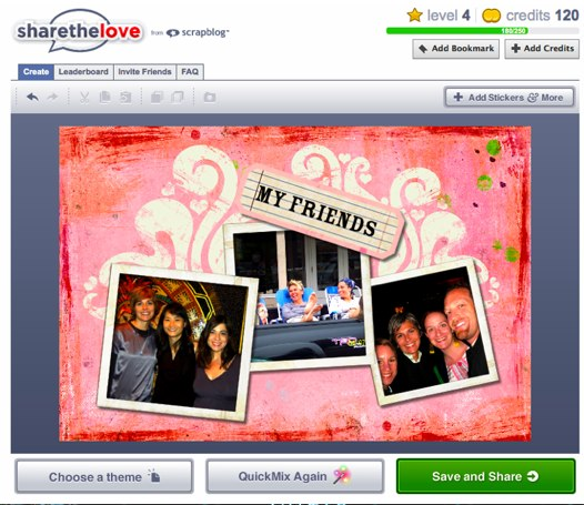 Scrapblogs New App Lets You Make Pretty Scrapbooks From Your