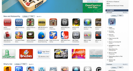 The Best iPad Apps At Launch | TechCrunch