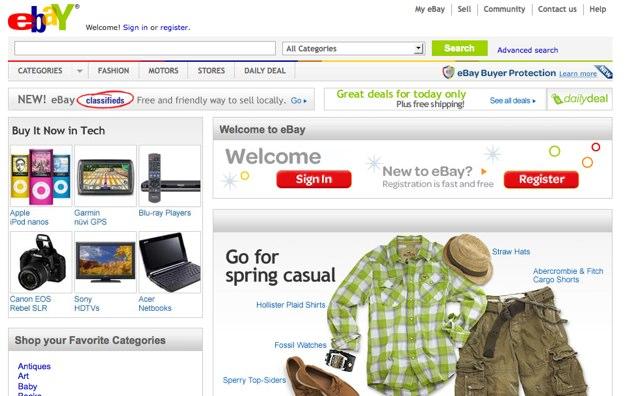 PayPal Powers eBay's First Quarter, eBay Beats Consensus | TechCrunch