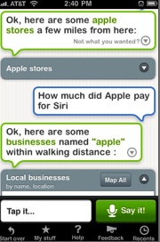 Comment on Silicon Valley Buzz: Apple Paid More Than $200 Million For Siri To Get Into Mobile Search by What are the disadvantages of AI?