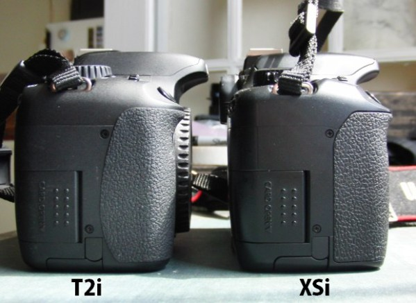 Review: Canon Rebel T2i DSLR camera | TechCrunch