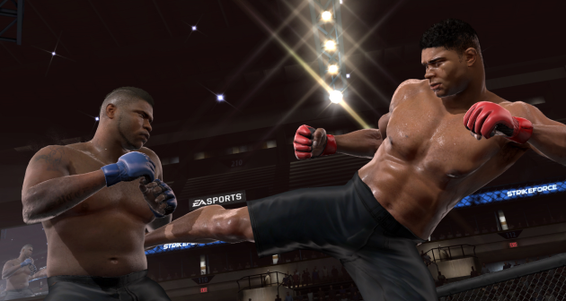 Alistair Overeem will be in EA Sports MMA (then hide out in